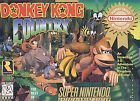 Donkey Kong Country (Super Nintendo Entertainment System, 1994) - Japanese Version