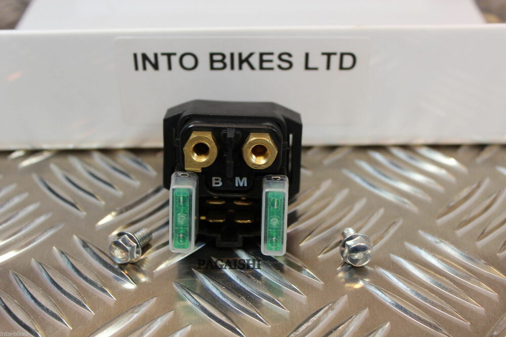 Starter Motor Relay Solenoid For Yamaha Fjr 1300 A Abs