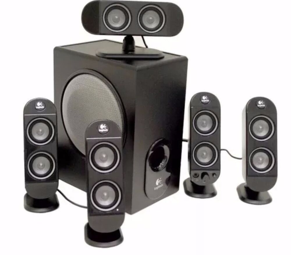 5.1 surround sound speakers how to connect