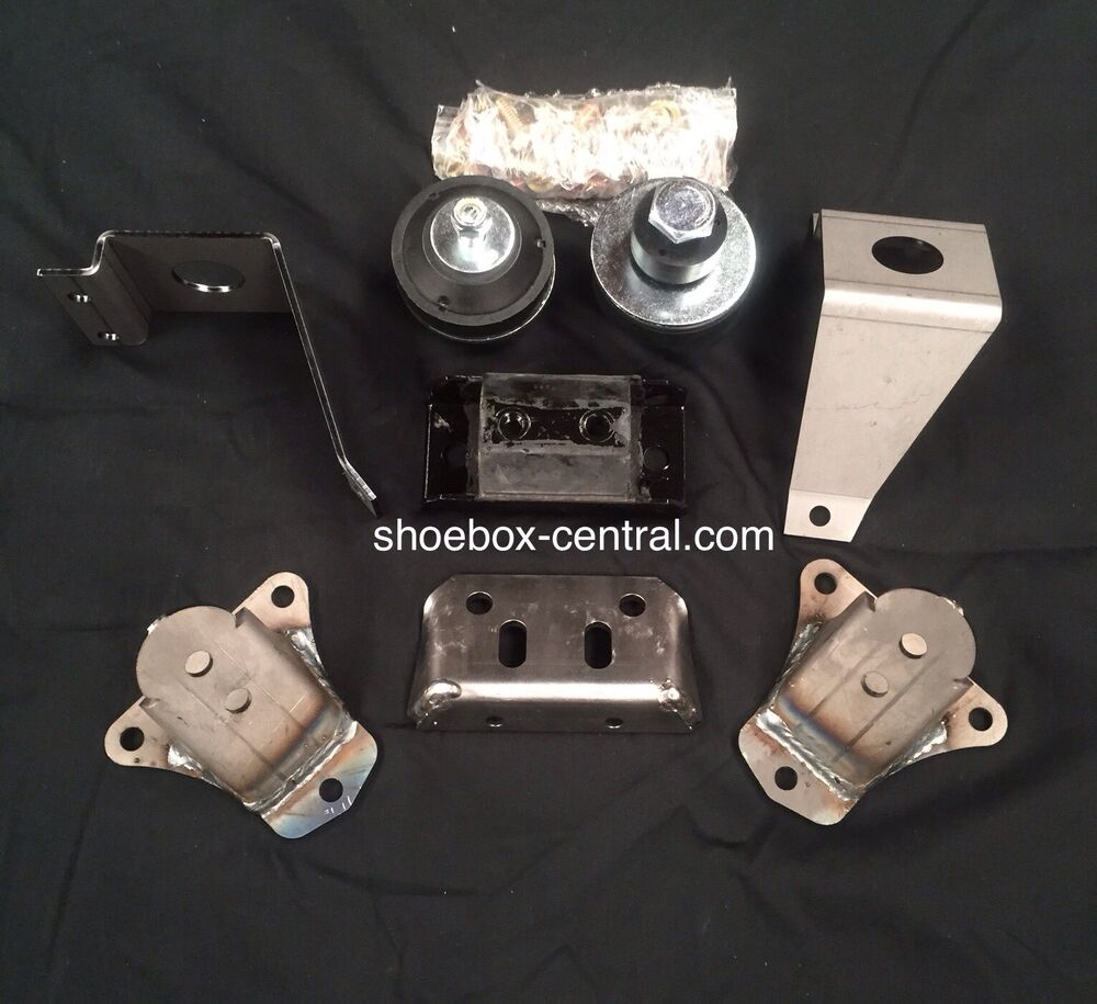 1949 1950 1951 Ford Small Block Chevy Engine Mount