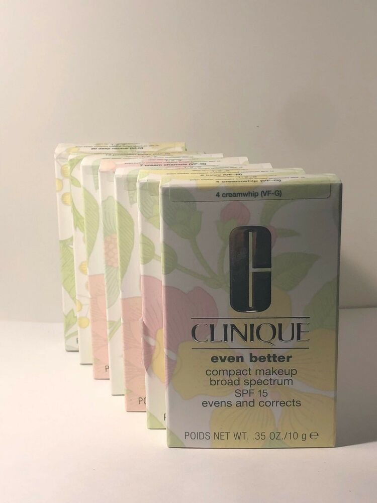 clinique even better compact makeup spf 15 10g. Black Bedroom Furniture Sets. Home Design Ideas