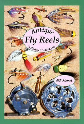 antique fly fishing reels price guide collector 39 s book