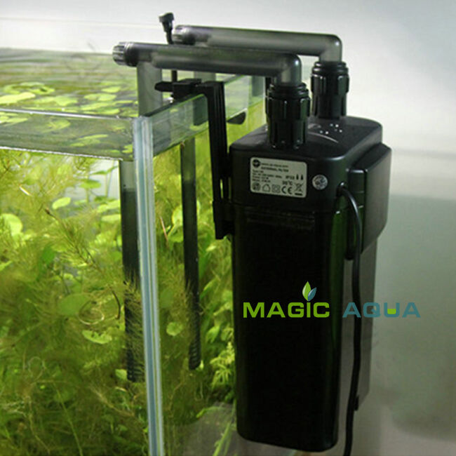 Strong 3 stage external filter canister for aquarium for External pond filter system