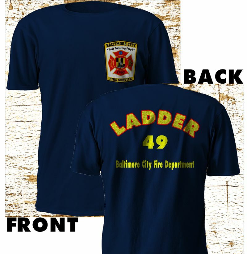 Ladder 49 Firefighter Travolta Baltimore Fire Department ...