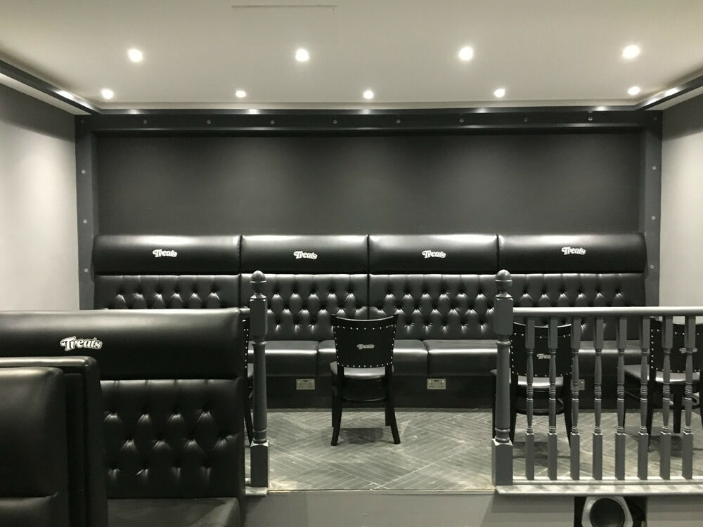 Bespoke Commercial Seating Booth Banquet Pub Bench