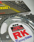 Honda CBR600RR 2007-16 RK 525 X-Ring Chain and Sprocket Kit Made in Japan RK