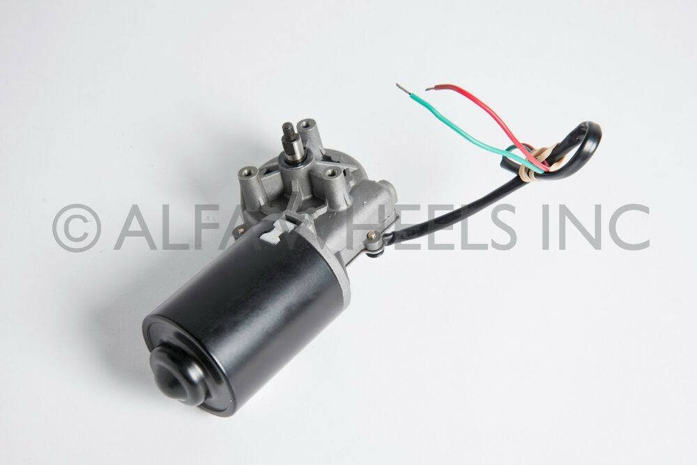12v Dc Right Angle Reversible Electric Worm Gear Motor Low
