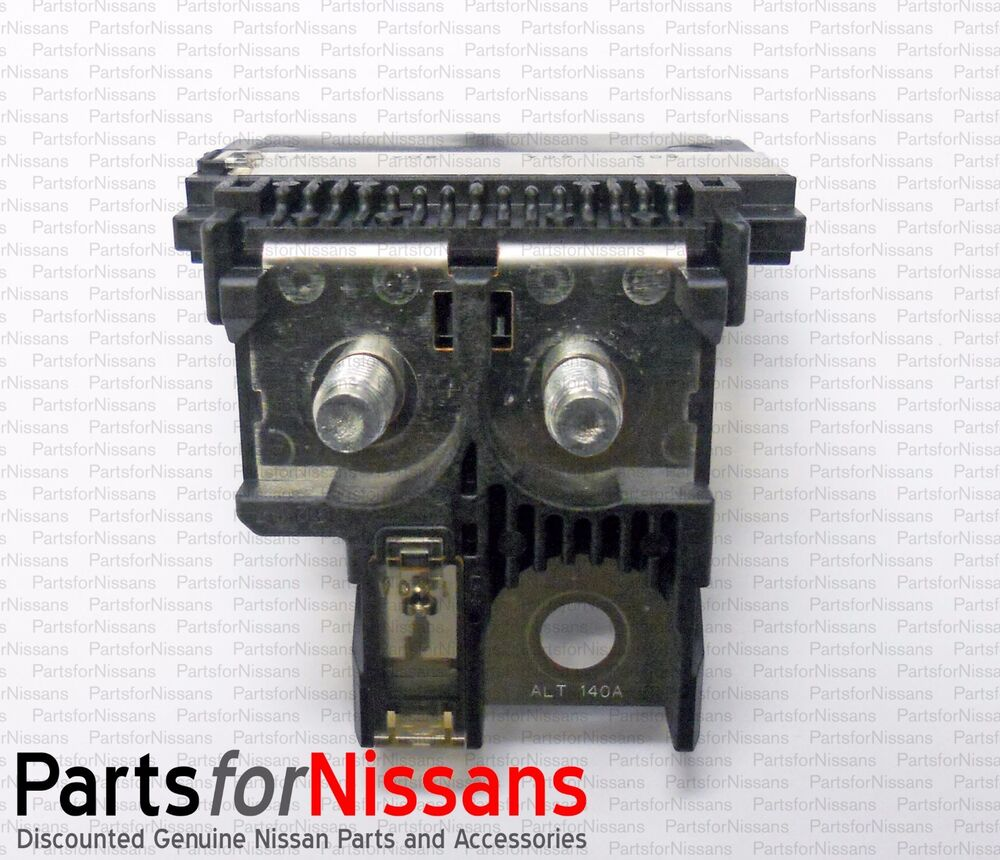 Nissan Battery Fuse Gallery