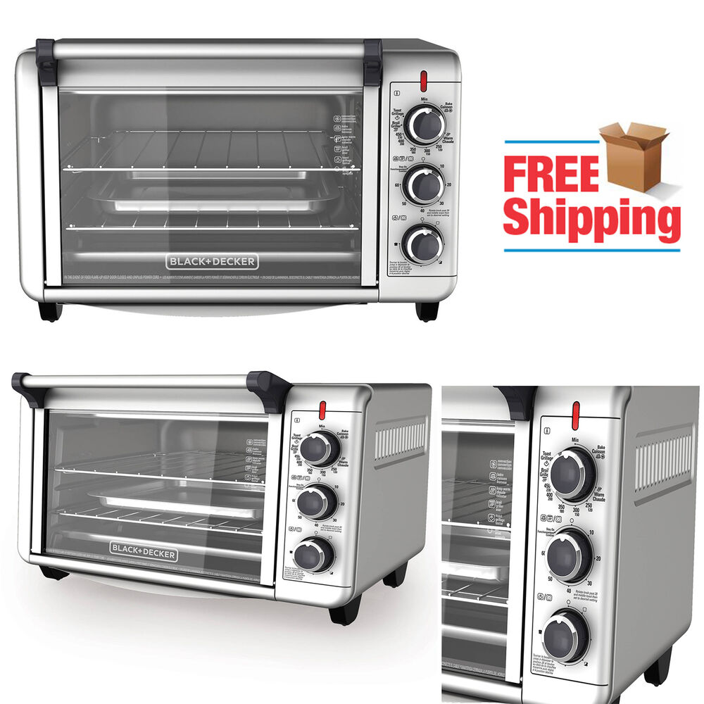Electric Convection Oven Pizza Toaster Countertop
