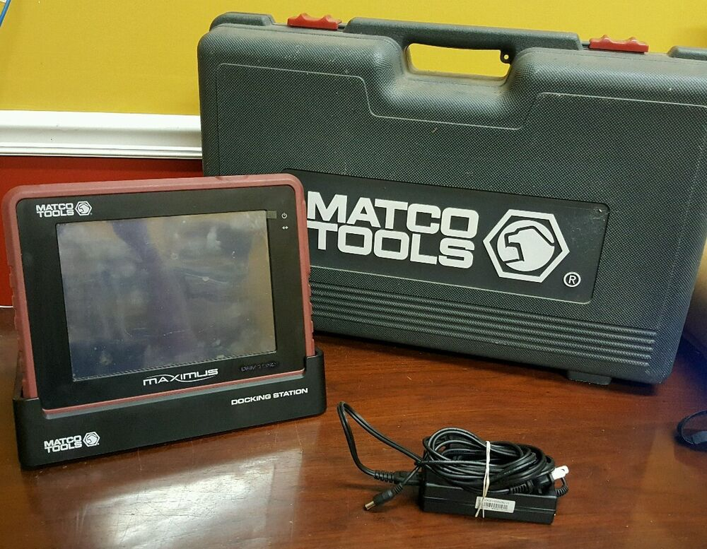 Matco Scanner Images - Reverse Search