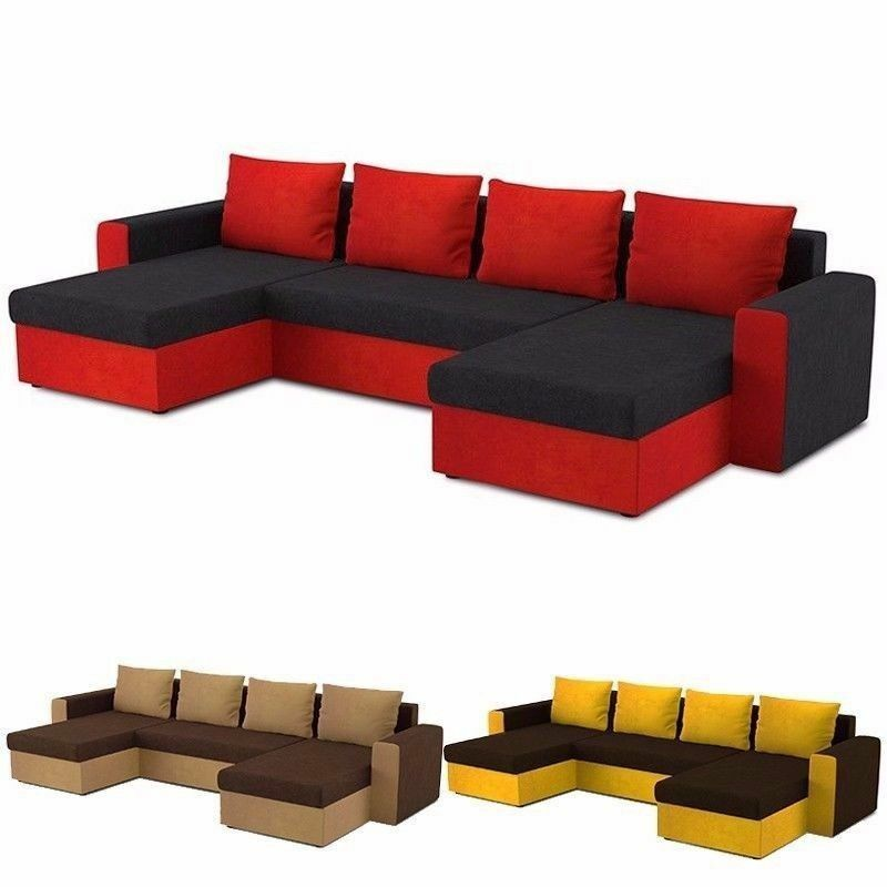 ecksofa haga mit schlaffunktion best ecksofa eckcouch mit bettkasten ebay. Black Bedroom Furniture Sets. Home Design Ideas
