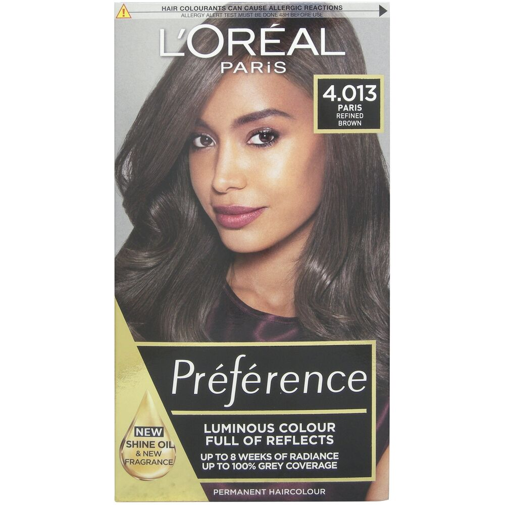 l 39 oreal recital preference paris natural dark brown ebay