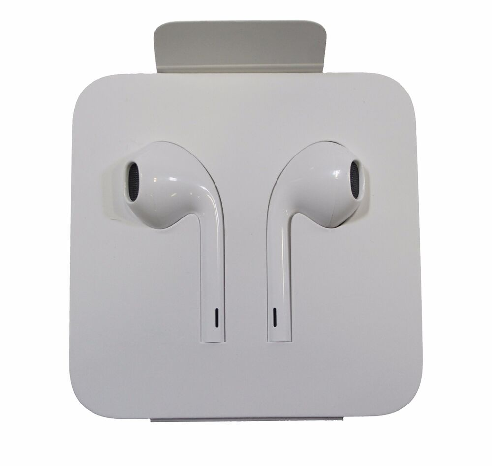 Oem Genuine Apple Earpods Headset W Lightning Connector