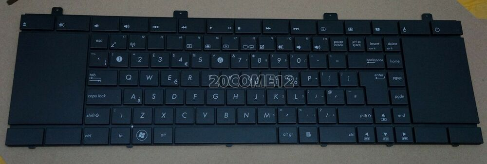 ASUS NX90JQ NOTEBOOK KEYBOARD DRIVER PC