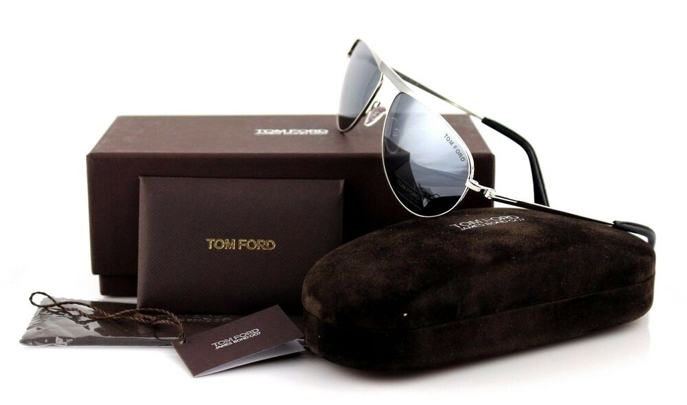 0fc6c1ed4b RARE NEW Limited Edition TOM FORD JAMES BOND 007 Aviator Sunglasses TF 108  18C | eBay