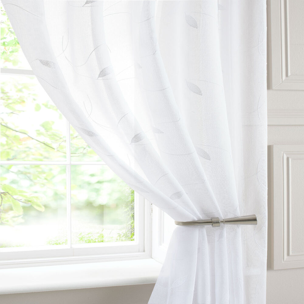 where to buy white curtains