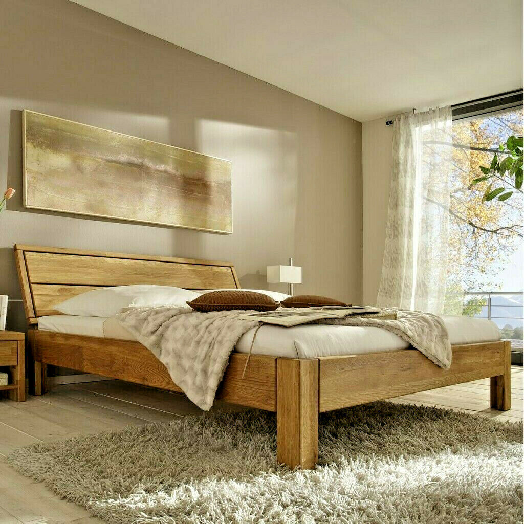 holzbetten aus massivholz mehr als 100 angebote fotos preise. Black Bedroom Furniture Sets. Home Design Ideas