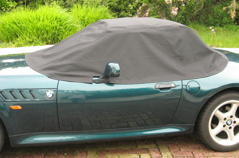 Bmw Z3 Hood Protector Soft Top Waterproof Car Cover Ebay
