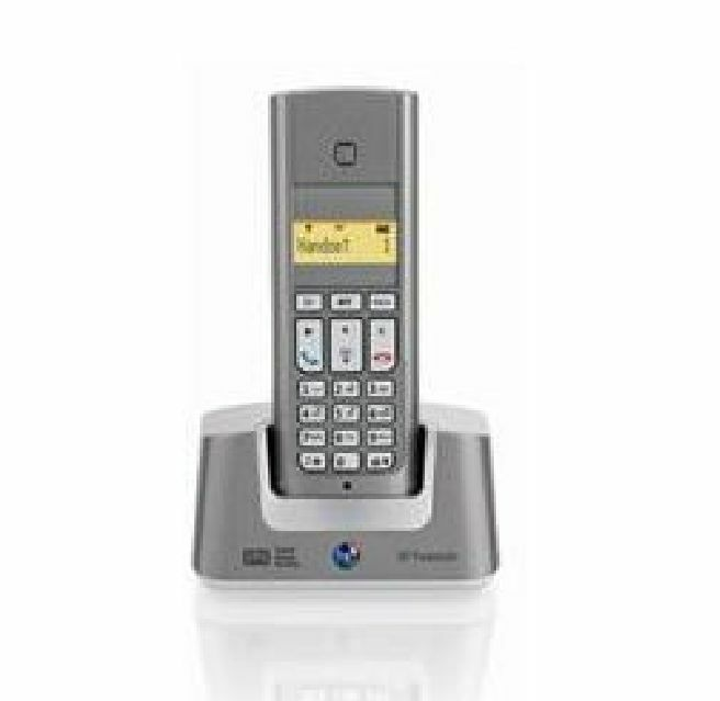 bt freestyle 225 single digital cordless telephone with. Black Bedroom Furniture Sets. Home Design Ideas