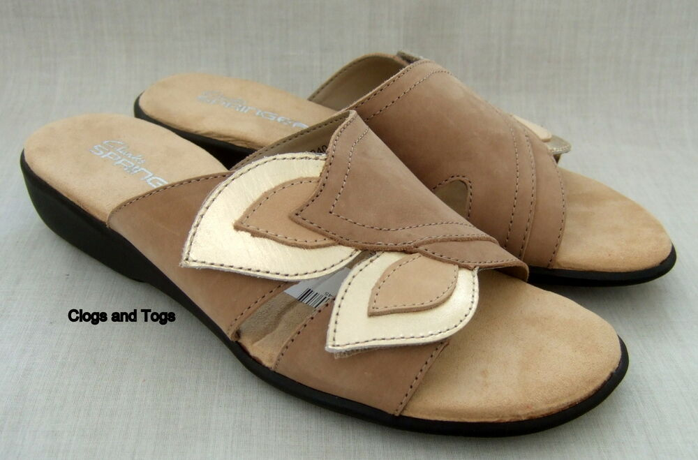 Cool Clarks Springers Womenu0026#39;s Sandals Blue Nubuck And 50 Similar Items