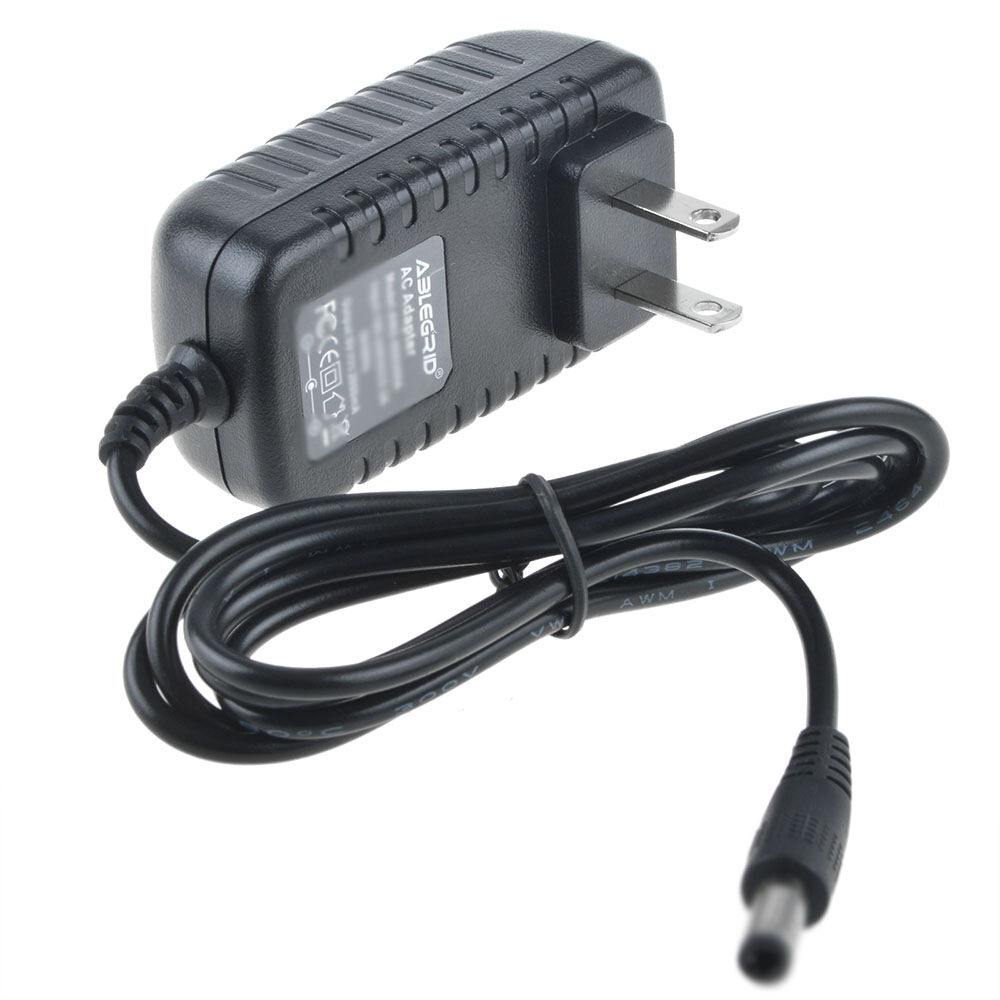AC Adapter For Vital Fitness MB350 RB260 Exercise Bike