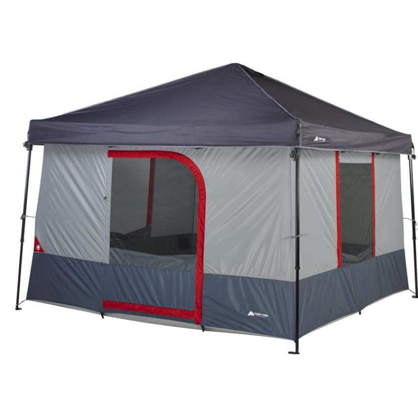Ozark Trail 6 Person Connectent For Canopy Camping Tent Ebay