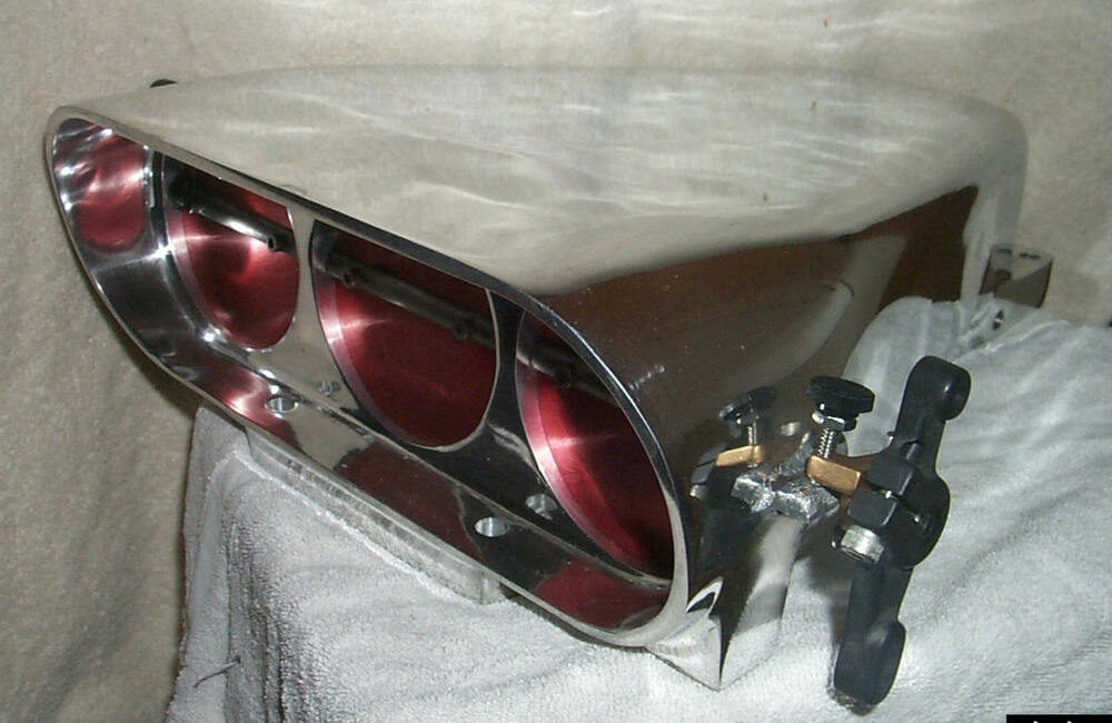 New Enderle Bugcatcher Supercharger Blower Hemi Dragster