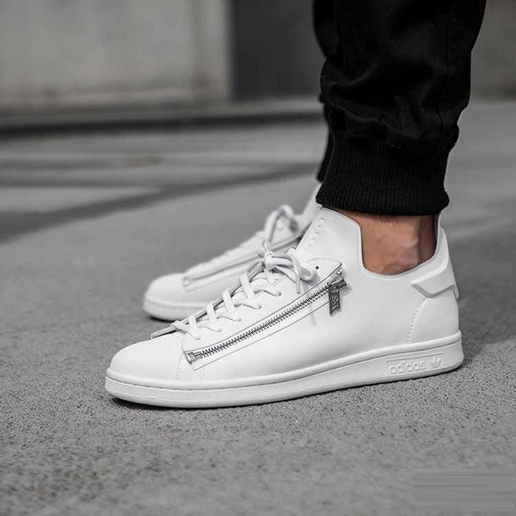 b65de0f43 adidas y3 stan smith zip