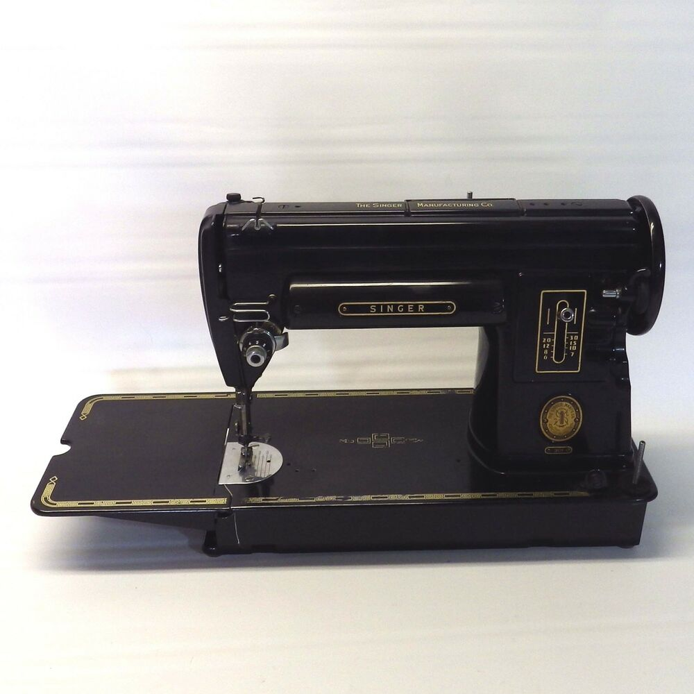 new singer sewing machine black