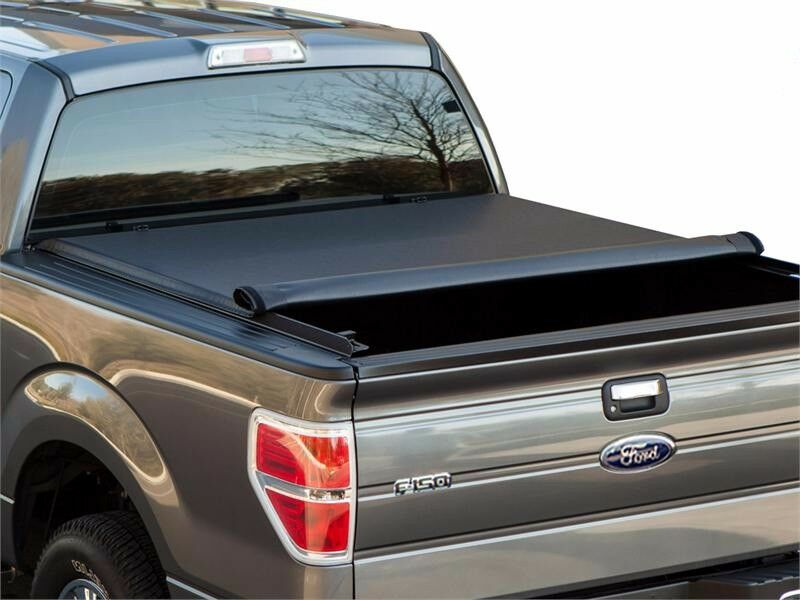 ionic roll up tonneau cover toyota tacoma 2016 2017 5 ft bed ebay. Black Bedroom Furniture Sets. Home Design Ideas