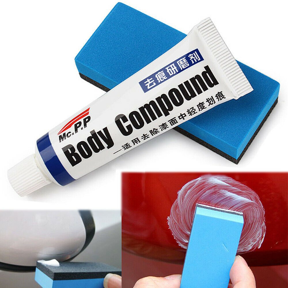 New Car Polishing Body Compound Wax Paint Care Scratching