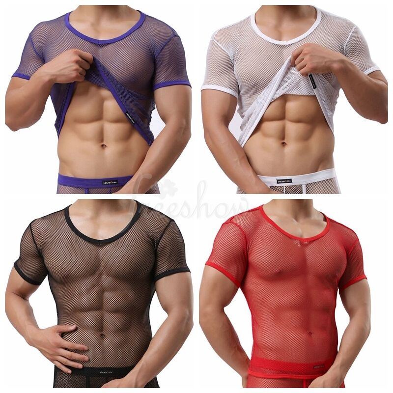 Mens Long Sleeve V Neck Tee Shirts