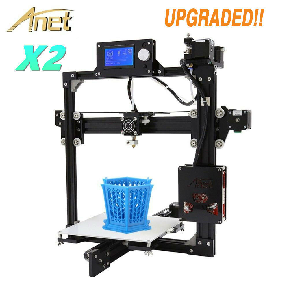 D Printing Exhibition Usa : Bundle anet a repetier desktop d printer diy kit