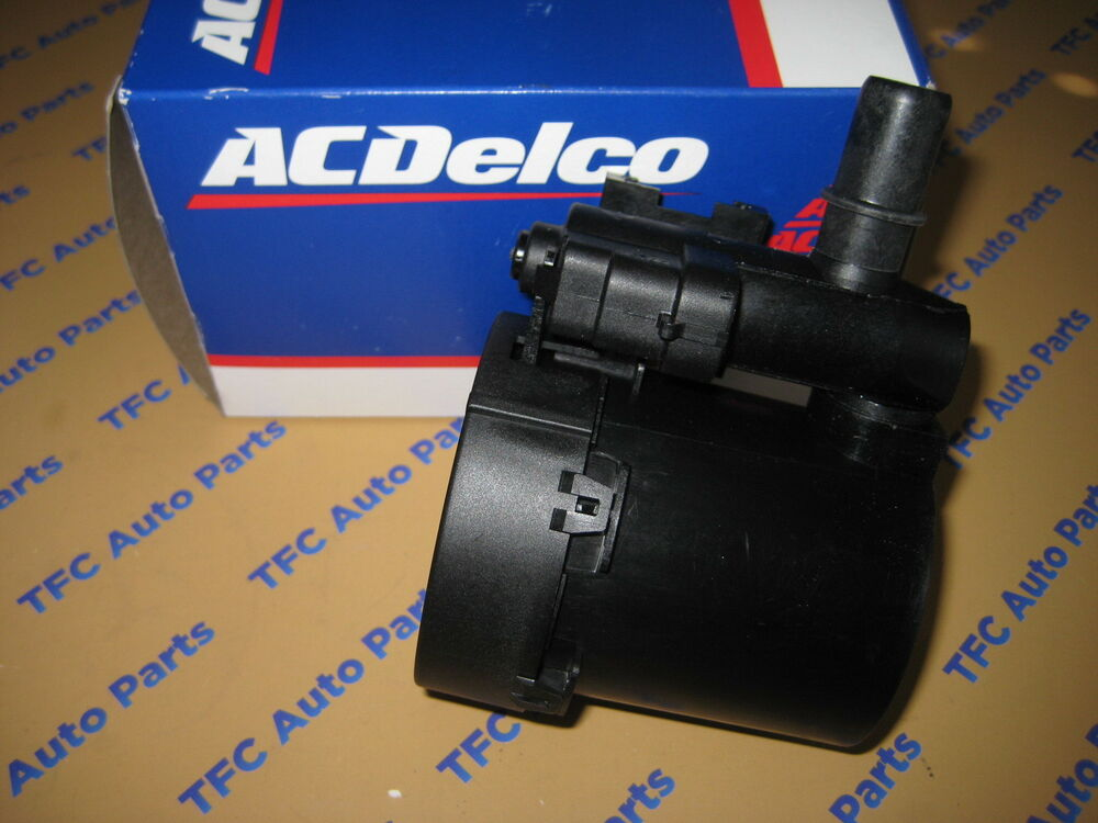 Chevy Gmc Cadillac Vapor Evap Canister Purge Solenoid