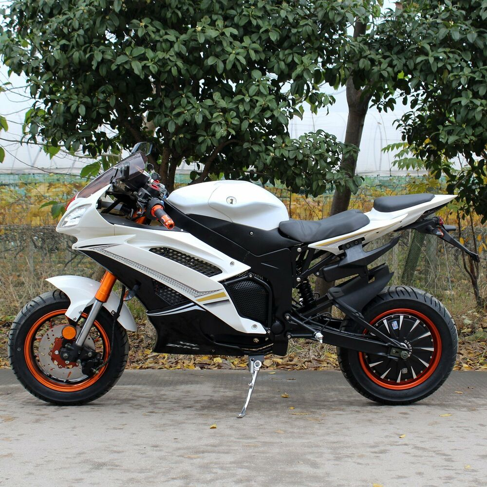NB FALCON-E 2000W Brushless Electric Motorcycle Moped