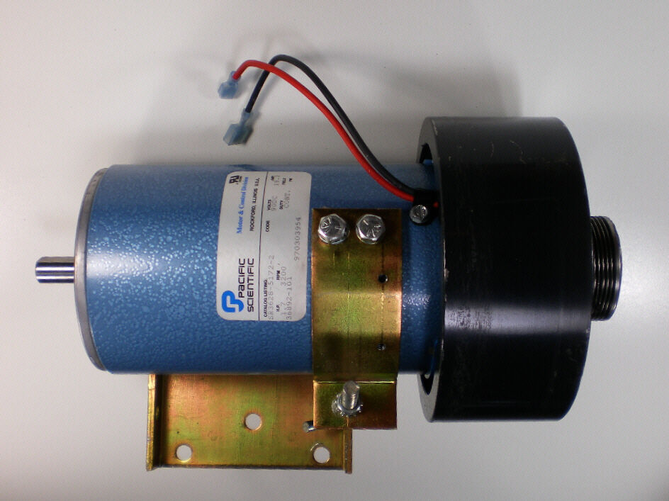 Precor 1 7 hp dc treadmill motor for model 3200 for 25 hp dc electric motor