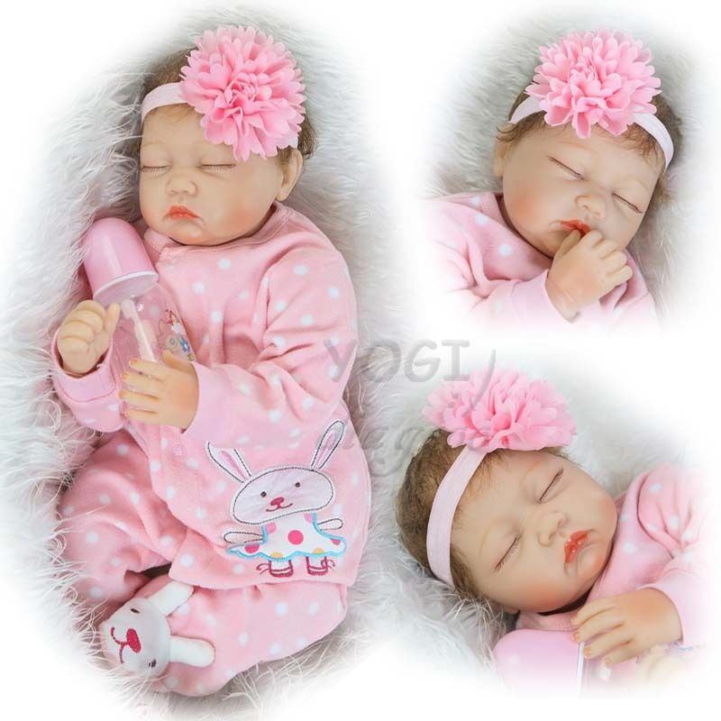 """20-22"""" Gril Clothes Reborn Baby Dolls Newborn Replace ..."""