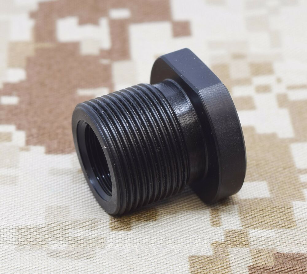 Quot to barrel thread adapter made in usa