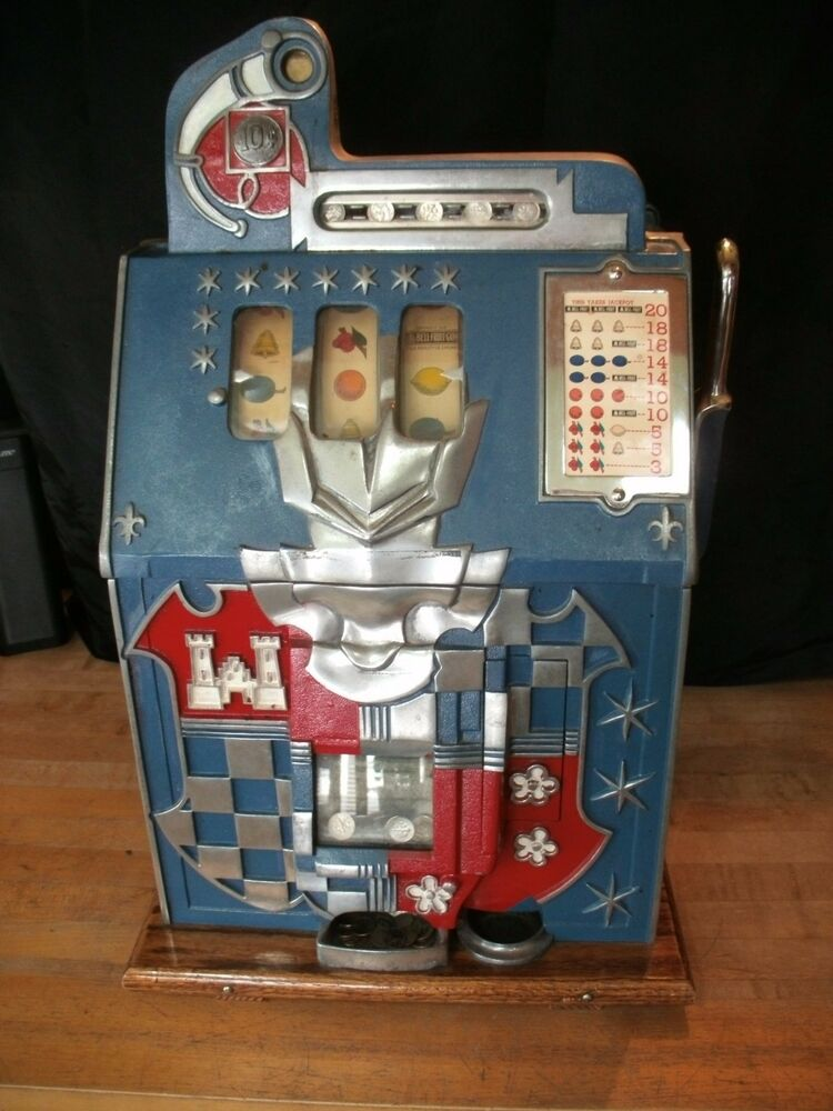 Antique Slot Machines For Sale Used Coin Operated Antique