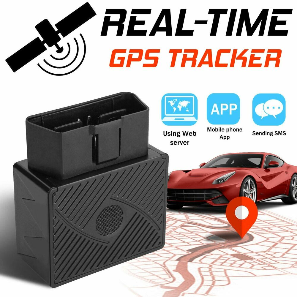 Mini Car Vehicle GSM GPRS Spy GPS Tracker Tracking TK102 ...