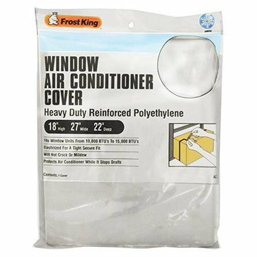 Frost king ac3h outside window air conditioner cover 18 x for 18 inch window air conditioner