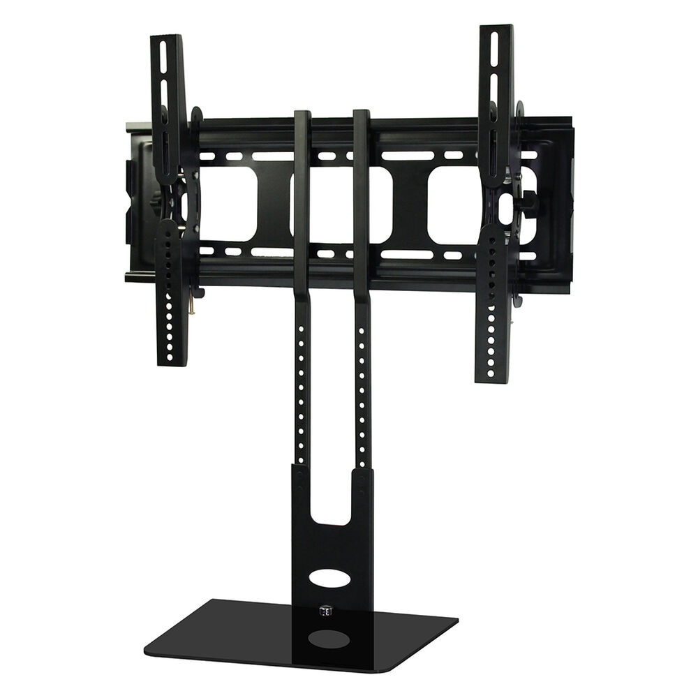 Universal Floor Flat Screen LED LCD TV Stand Mount ...