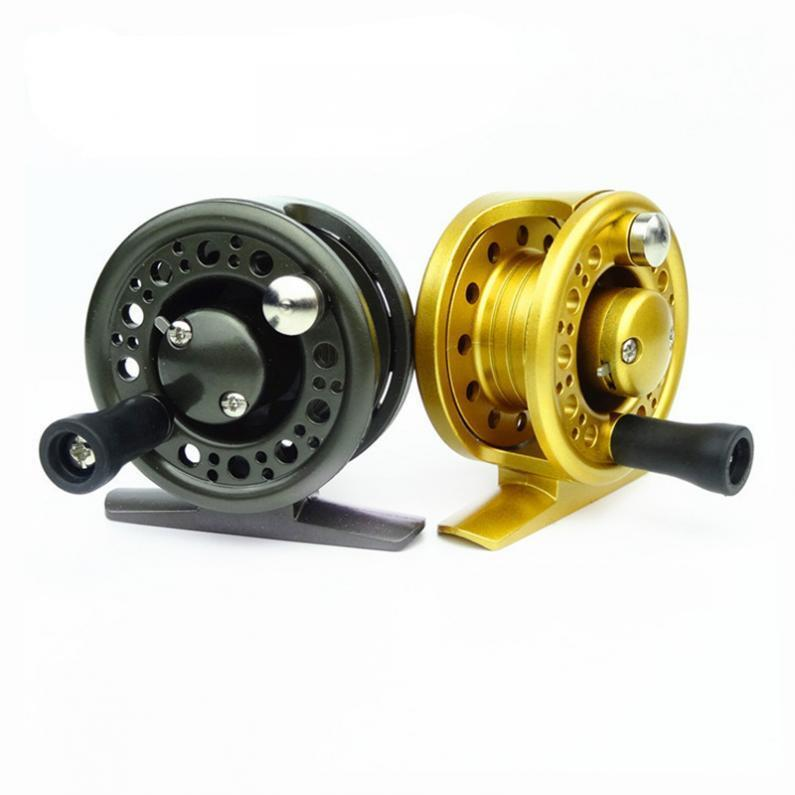 Fly ice fishing reel 1 1bb saltwater reels freshwater for Fly fishing reels ebay
