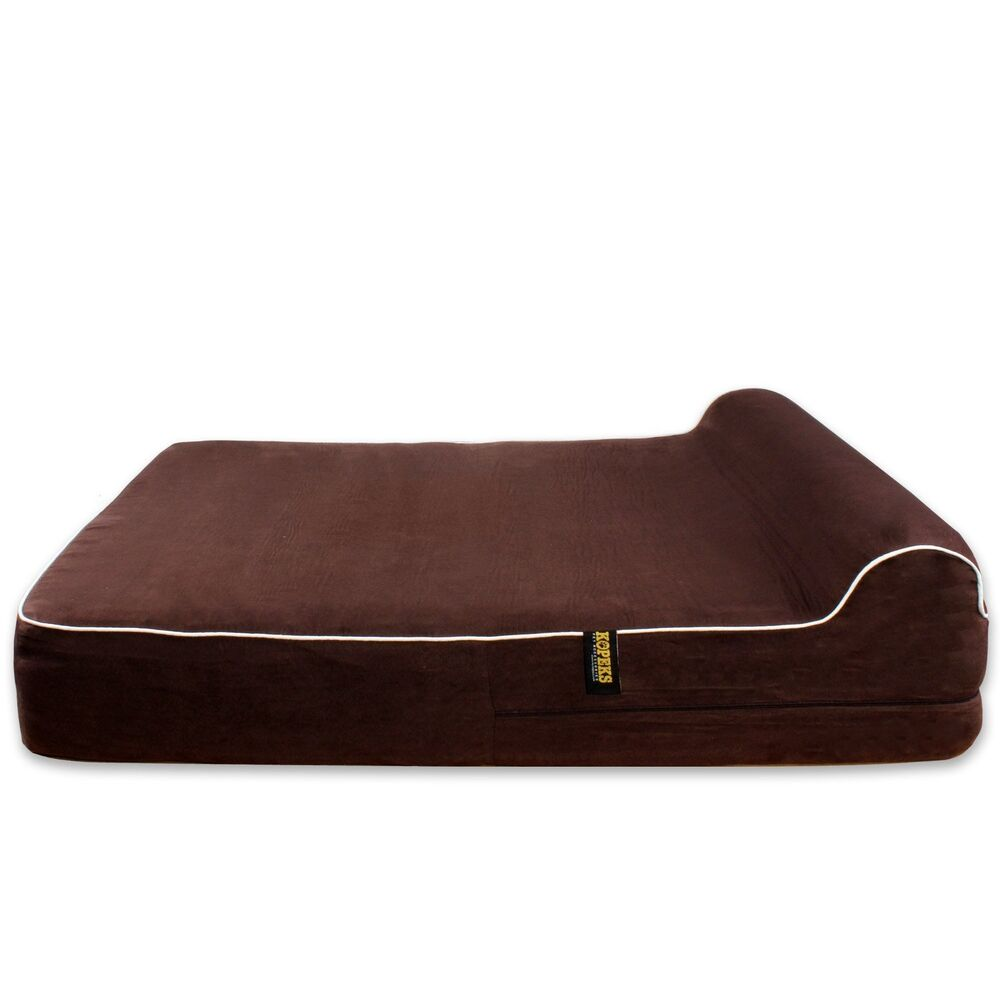 Replacement Cover For Dog Bed Kopeks Memory Foam Beds