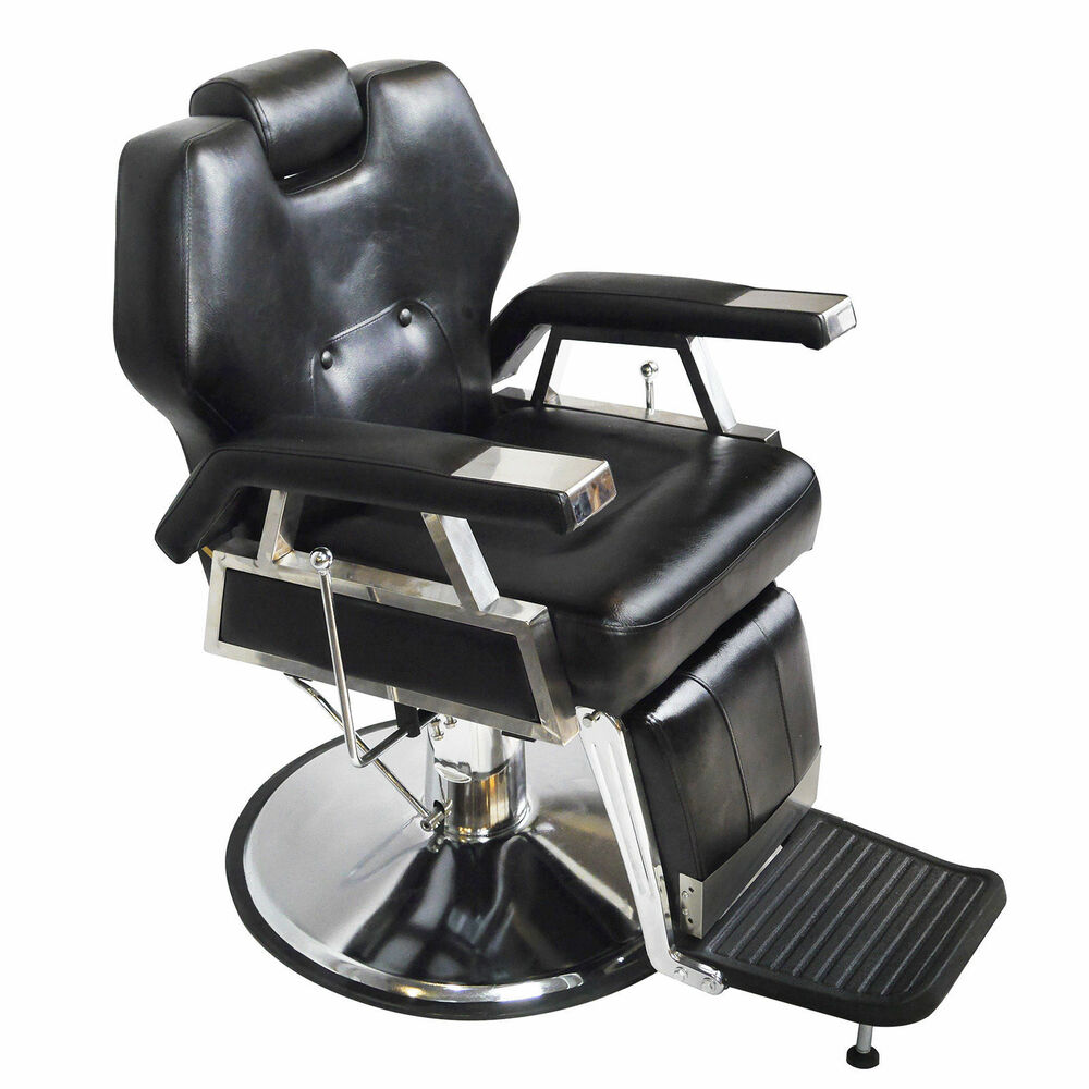 hydraulic recline barber chair heavy duty shampoo salon