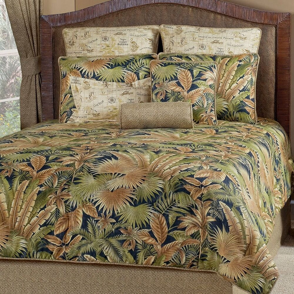 Bahamian Nights Bedding Collections Tommy Bahama