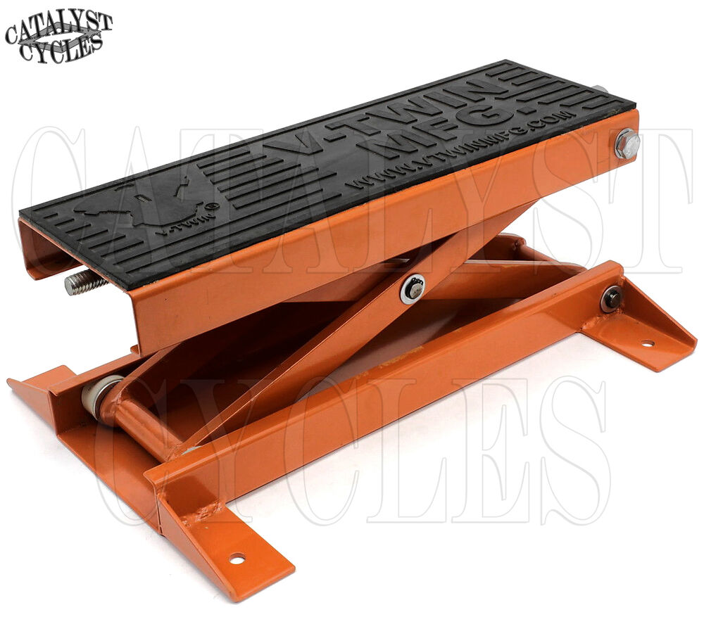 Motorcycle Scissor Jack Mini Lift 1000lb Capacity