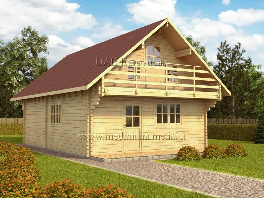 new summerhouse for sale lincoln 6x9m log cabin double