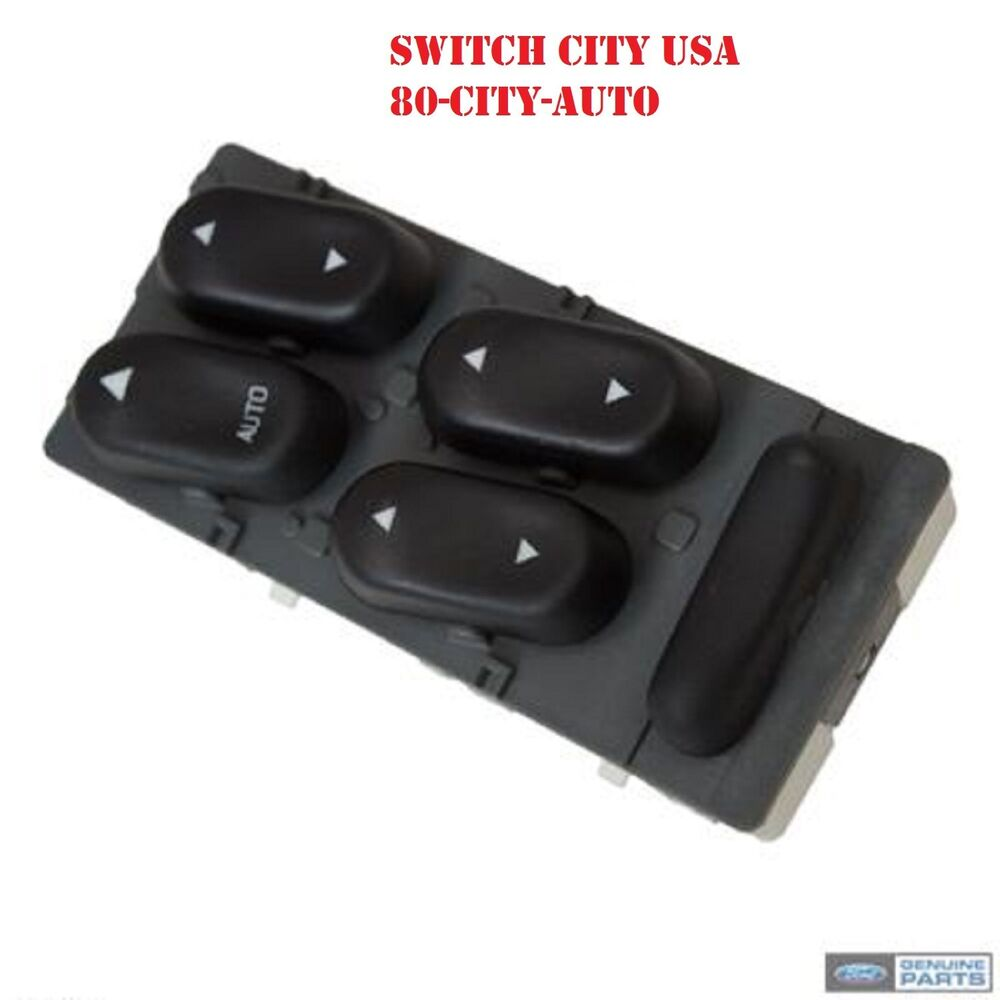 Oem Ford Taurus Sable Master Driver Power Window Switch