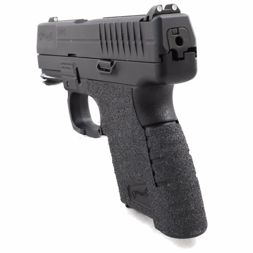 Talon Grips For Walther Pps Amp Pps M2 Rubber And Granulate